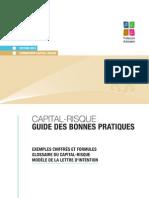 Capital Risque _guide Des Bonnes Pratiques Version 2010