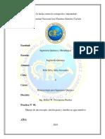 Bio Lab Informe