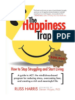 [2008] The Happiness Trap by Russ Harris | How to Stop Struggling and Start Living | Trumpeter