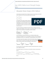 Allowable Stress Design (ASD) Method and Strength Design (SD) Method Information _ Simpson Strong-Tie