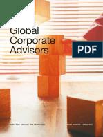 Corporate Advisors Brochure