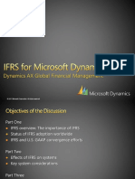IFRS for Microsoft Dynamics AX
