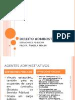 Agentes publicos 2003