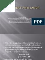 Obat Anti Jamur
