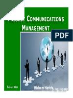 PMP_Project Communication Management