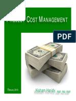 PMP_Project Cost Management.pdf