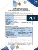 Guía de actividades y rúbrica de evaluación - Unidades 1 2 y 3 - Pos-tarea - Recopilar información de las unidades y trabajos desarrollados en el curso y su interés en la profesión (2).docx