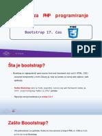 17. cas Bootstrap