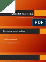 Sarcina multipla.pptx