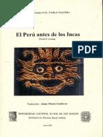 2001 - Lanning, Edward - El Peru antes de los Incas.pdf