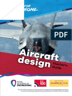 1 Aircraft Design Teacher