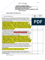 Cuadro de Observaciones Instr. Trabajos Nocturnos Monitoreo Tratamiento Aceite Rev.C ITO