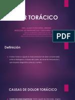 DOLOR TORÁCICO.pptx