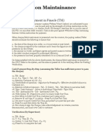 Cash payment & Deposit in Finacle