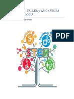 Proyecto Taller y Asignatura de Tecnología