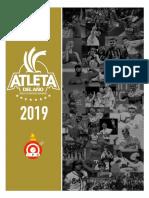 DOSSIER ATLETA DEL AÑO 2019 22