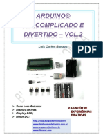 O ARDUINO DESCOMPLICADO E DIVERTIDO - VOLUME 2.pdf