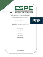 Informe 2.1 Maquinas Electricas