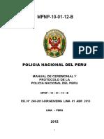 MANUAL CEREMONIAL Y PROTOCOLO -2013.doc