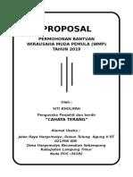 Proposal WMP - Copy
