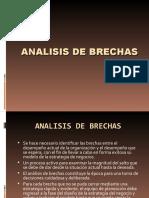 Analisis de Brechas