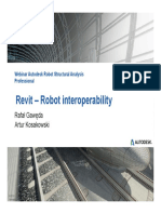 Webinar N°10 Revit – Robot interoperability