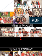 Family Assessment - Justin Raj P C.ppt