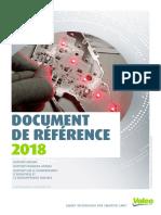 Valeo Document de Reference 2018