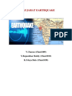 2001 Gujarat earthquake.docx
