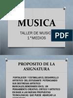 MUSICA ESCRITA  O DE TRADICION ORAL.pptx