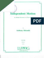 Independet Motion.pdf