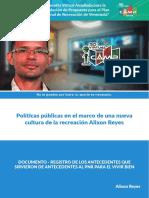 Consulta sobre formulación del plan nacional de recreación.pdf