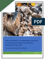 National Workshop Stakeholder meeting report - 08.08.2019 (1)