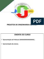 00 Aula - Projetos de Engenharia Eletrica