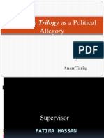 Cairo Trilogy as a political allegory.pptx