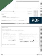 107-108 Proficiency Expert Teacher's Resource Material - Exam practice Listening Answer Sheet.pdf