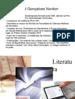 Palestra de Literatura - Senac