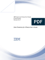 IBM Spectrum Protect for Virtual Environments