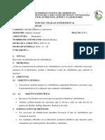 Reacciones de identificacion de carbohidrato...docx