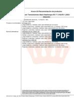 Recomendación de productos Mack Transmisiones Mack Maxitorque ES T-318LR21 (2002 y después).pdf