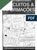 max Circuitos e informações - vol. 1 - Instituto Newton C. Braga