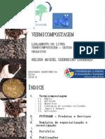 Apresentação do Livro Vermicompostagem - Gestão de Resíduos Orgânicos