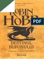 Hobb, Robin - Omul Aramiu 3. Destinul Bufonului Vol.2 f.s.1.0