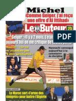 LE BUTEUR PDF du 25/11/2010