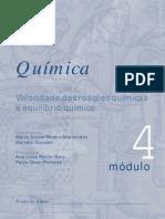 Apostila - Concurso Vestibular - Química - Módulo 04