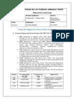 Consulta Escalas de Integracion