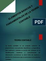 TEORIAS CONTABLES
