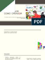 07_EL Profesor Como Creador