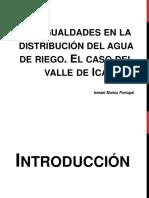 El Valle de Ica - Ismael Muñoz