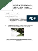 Polinizacion Fitotecnia General